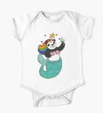 Panda of awesomeness Kids Clothes