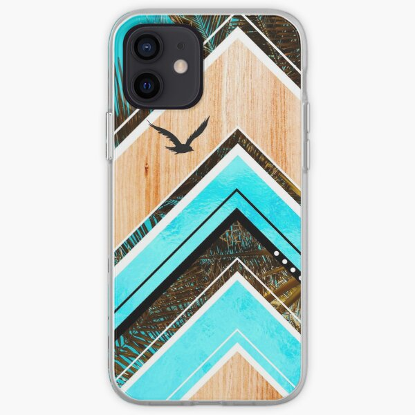 Beach Summer Vibes iPhone Soft Case