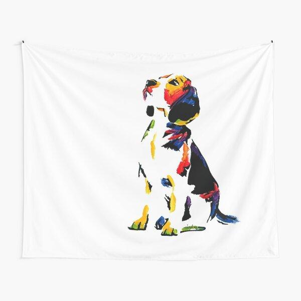 Benny the Beagle *dark Tapestry