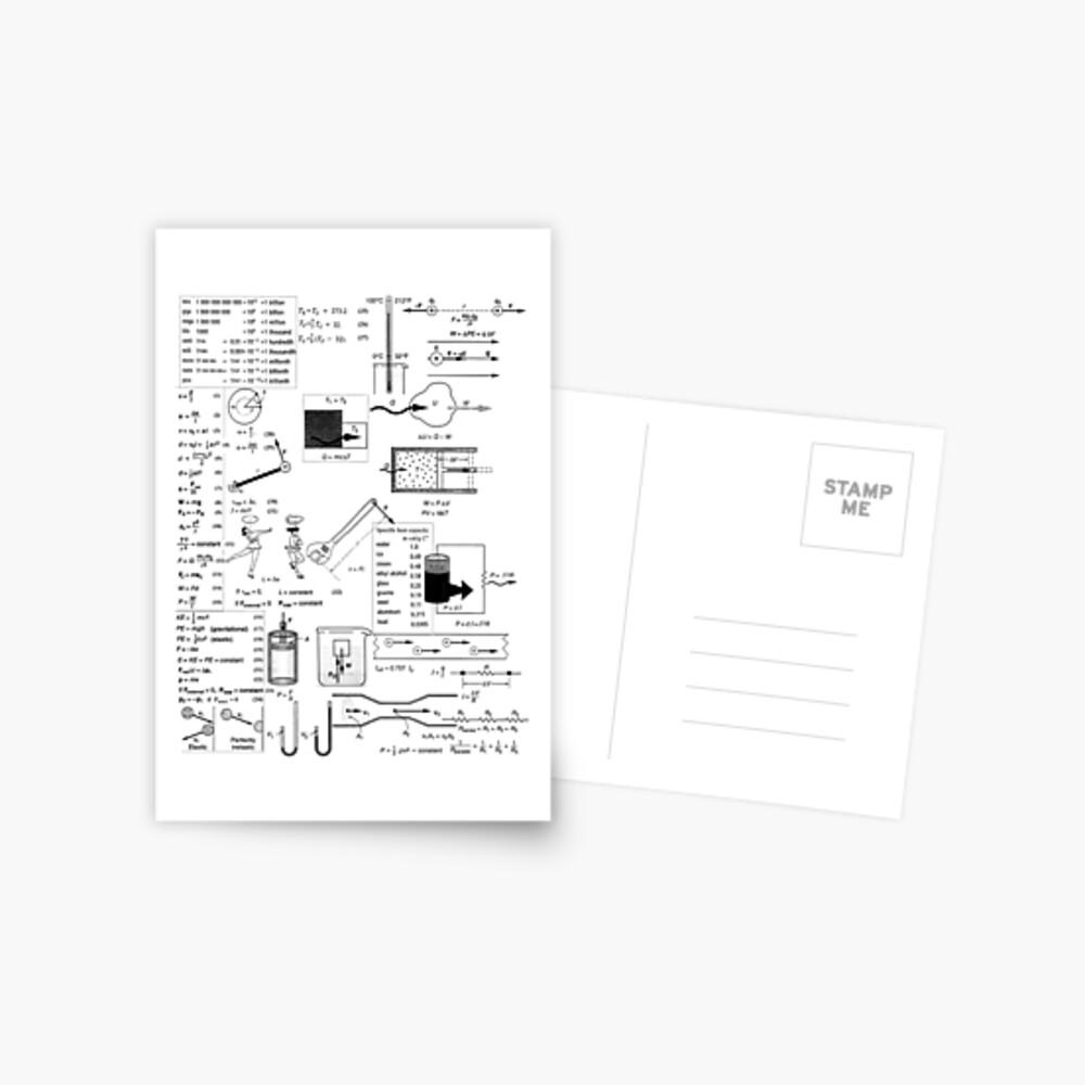 General Physics Formula Set, paperpc,750x,w,f8f8f8-pad,1000x1000,f8f8f8