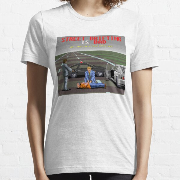 Chase HQ - Streeto Essential T-Shirt