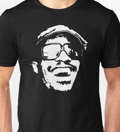 Stevie Wonder new stencil Unisex T-Shirt