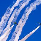 Planes Formation by Viktoryia Vinnikava