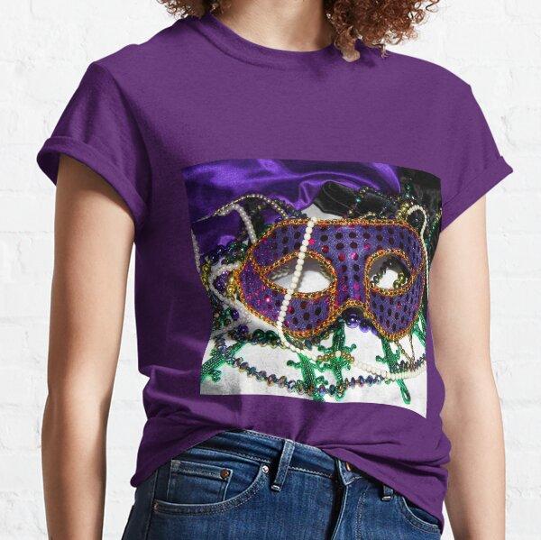 Mardi Gras Mask 3 Classic T-Shirt