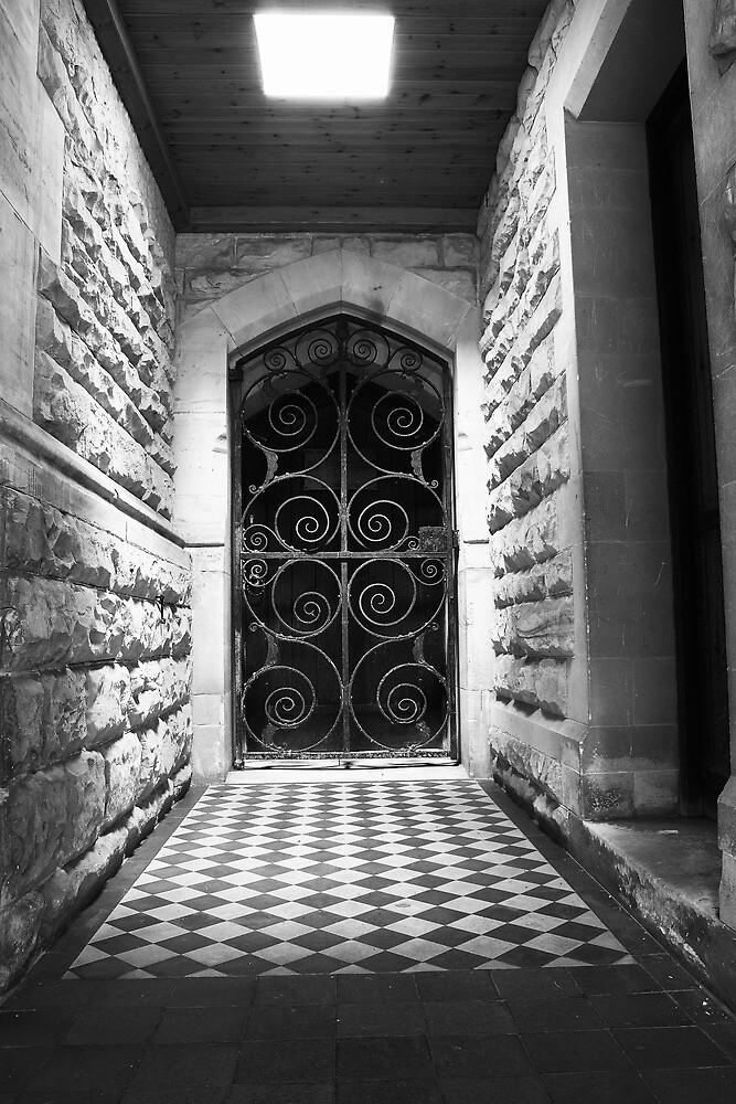 The Dark Entry by Dave Godden