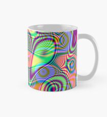 Abstraction #E Classic Mug