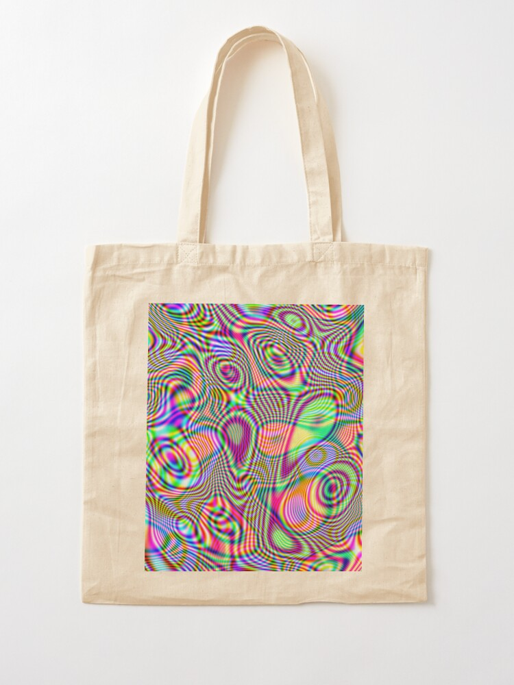 Alternate view of Abstraction #E Tote Bag