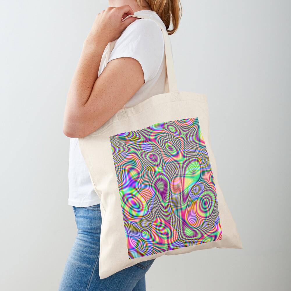 Abstraction #E Tote Bag