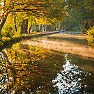 Ellesmere in Autumn by Paul Whittingham