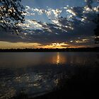 Sunset Lake Harriet by KatieRena