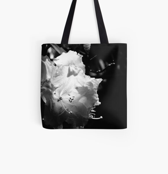 In the shadows #1 All Over Print Tote Bag
