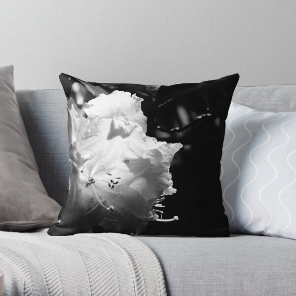 In the shadows #1 Throw Pillow