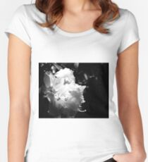 In the shadows #1 Fitted Scoop T-Shirt