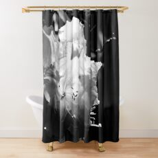 In the shadows #1 Shower Curtain