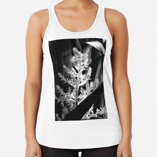 In the shadows #2 Racerback Tank Top