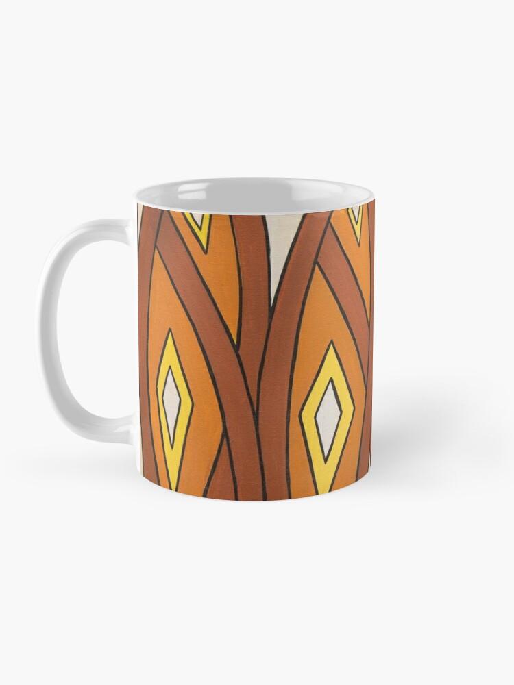 Alternate view of Crocodile Totem Design Mug