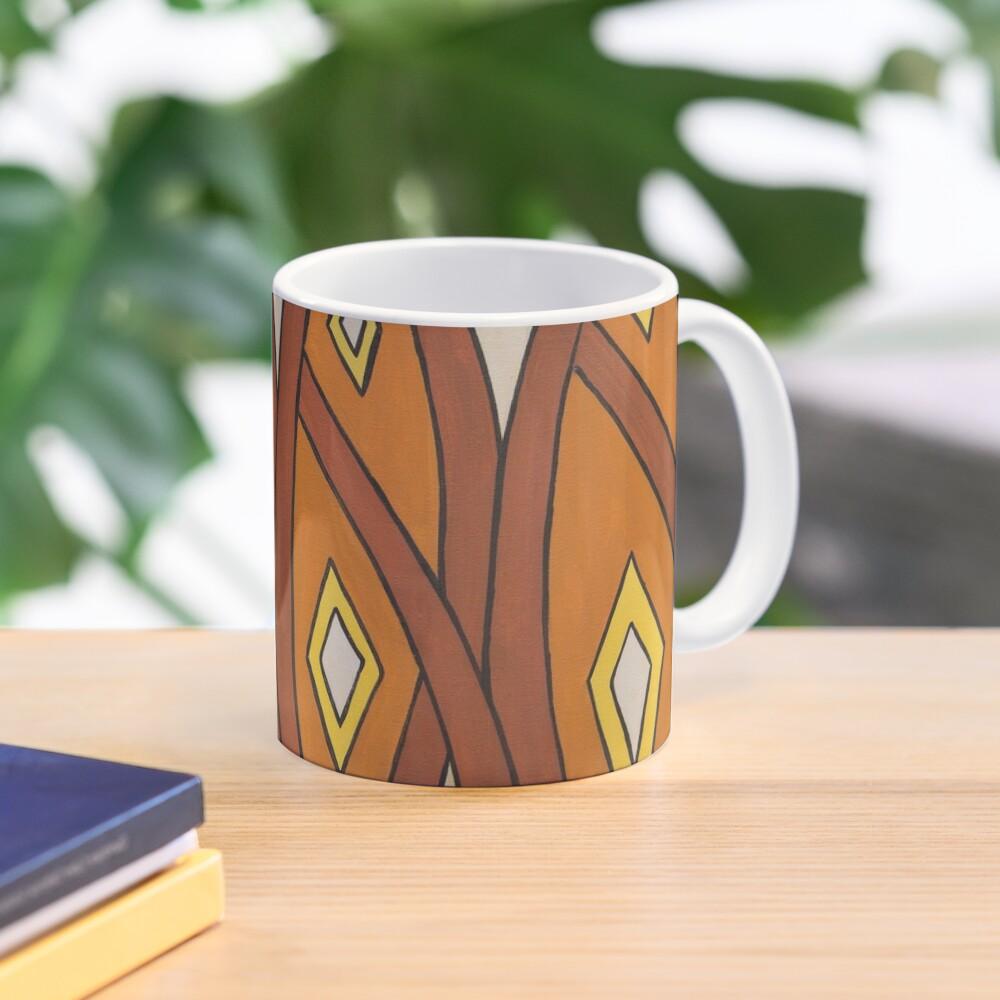 Crocodile Totem Design Mug