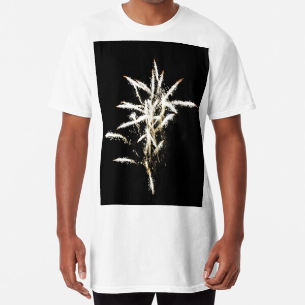 fireworks Long T-Shirt