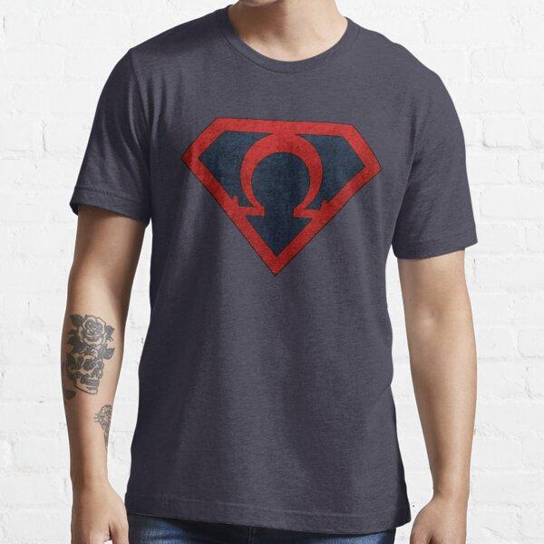 OMEGAMAN! (Kryptonian Version) Essential T-Shirt