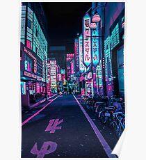 Tokyo A Neon Wonderland Poster