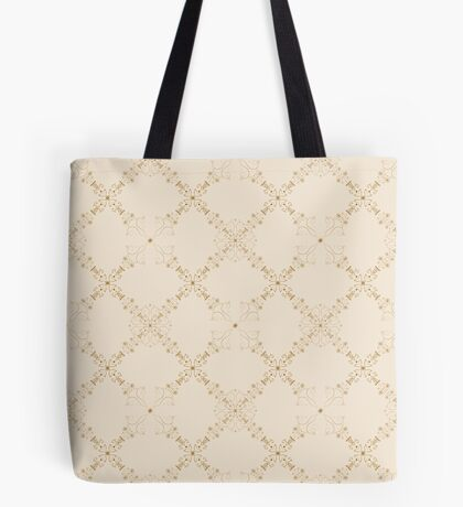 Classic and elegant floral pattern  Tote Bag
