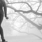 1983 - the foggy morning walk by moyo