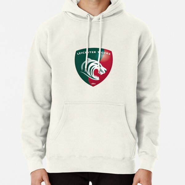 Leicester Tigers Rugby Club Pullover Hoodie