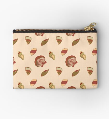 Candy seashells Zipper Pouch
