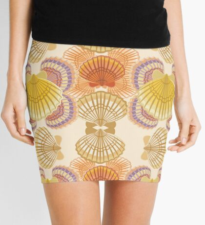 Awesome seashells Mini Skirt