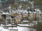 Winter in Fusio by RightSideDown