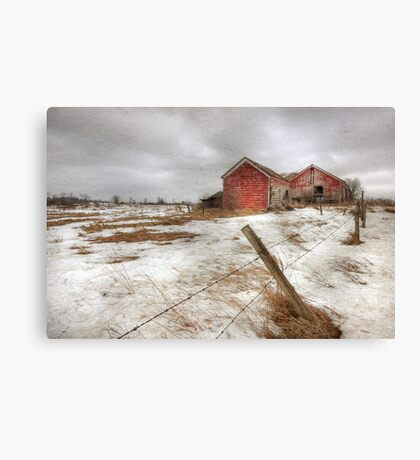For Sale Canvas Print