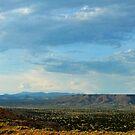 Jemez Mountains by F.  Kevin  Wynkoop