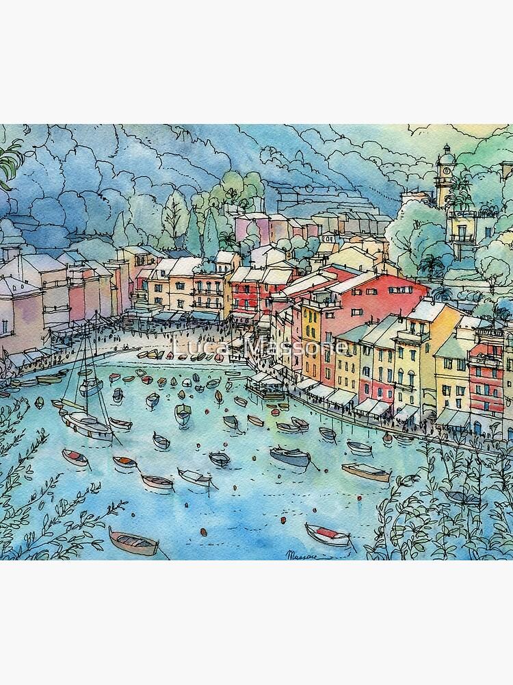 Portofino, Italy by lucamassone