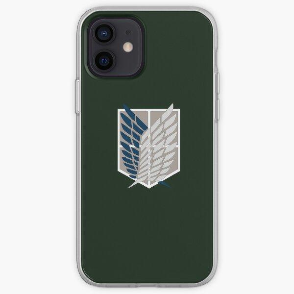 Bataillon d'exploration Logo Coque souple iPhone