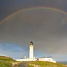 Mull of Galloway Lighthouse by Stuart Robertson Reynolds