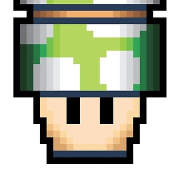 1 Up Coffee by PGalangArt