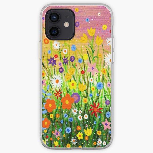 Happy Little Garden 3 iPhone Soft Case