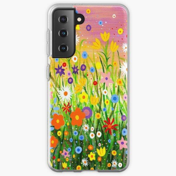 Happy Little Garden 3 Samsung Galaxy Soft Case