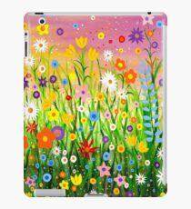 Happy Little Garden 3 iPad Case/Skin