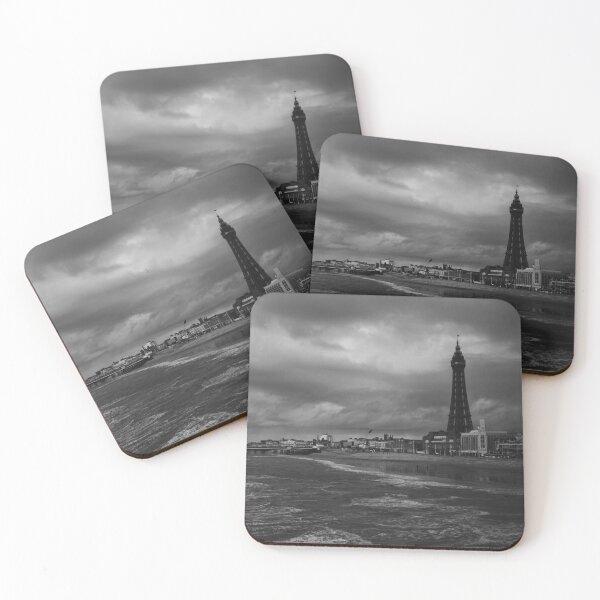 Blackpool Coasters (Set of 4)