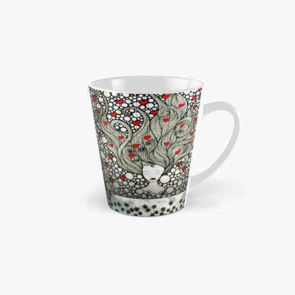 49 Hearts Tall Mug