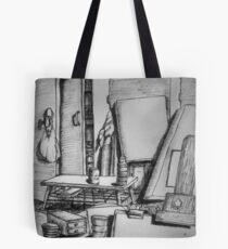 Home Studio Tote Bag