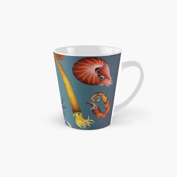 Cephalopods Plate Tall Mug