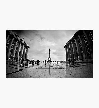 Trocadero, Paris Photographic Print