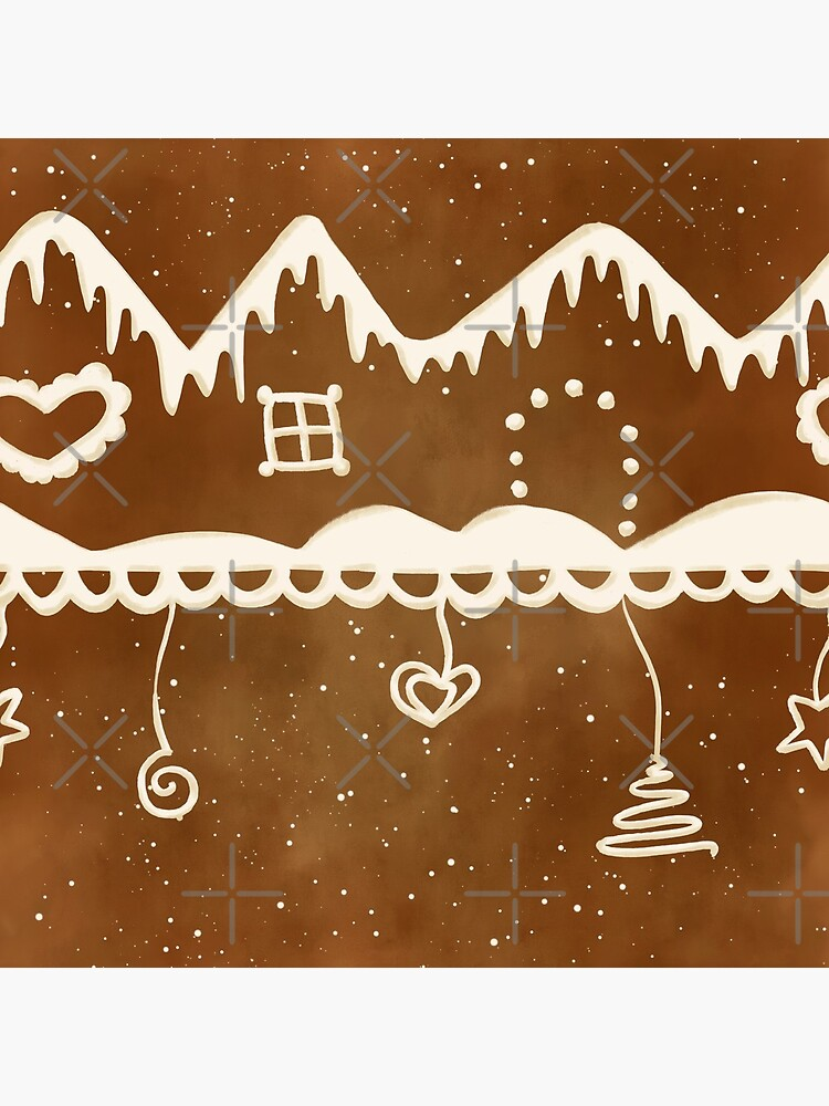 Gingerbread street by nobelbunt