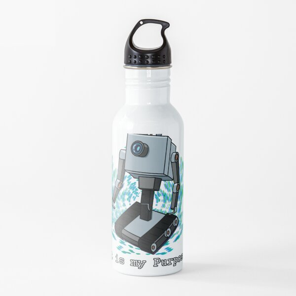 Butter Robot Water Bottle