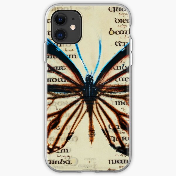 Northumberland Butterfly iPhone Soft Case