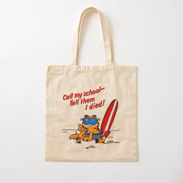Garfield shopping bag