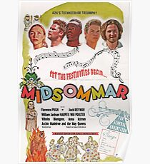 Poster Midsommar Wizard of Oz Poster