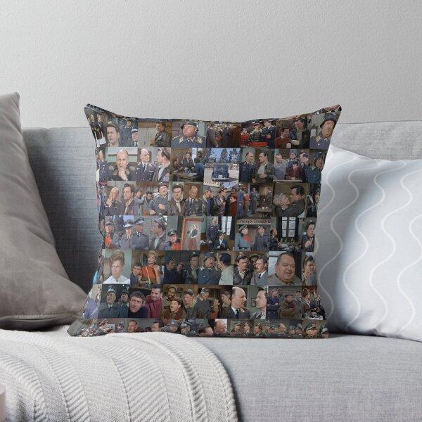 Hogan's Heroes Throw Pillow